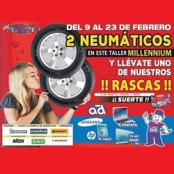 Campaña en Neumáticos